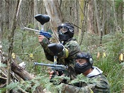 Outdoor Brielle Paintball regio Rotterdam